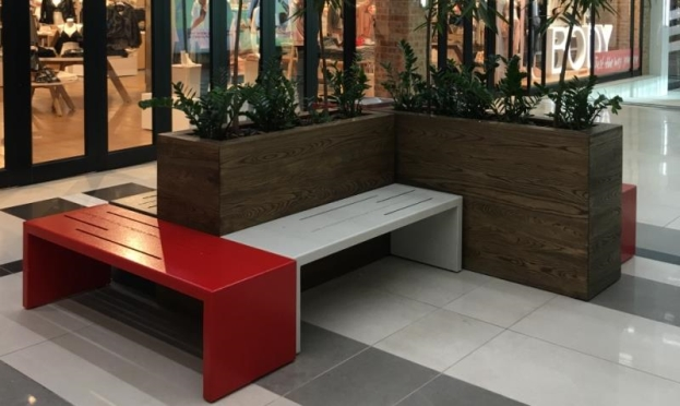 Mall Furniture: Finding the balance between beauty and brawn